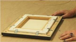 Framing : How to Frame a Canvas Print