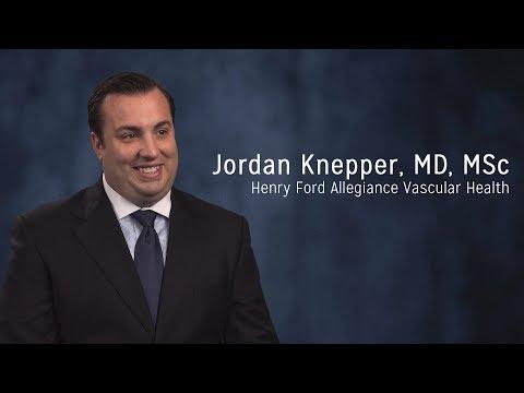Jordan Knepper, MD, MSc - Henry Ford Allegiance Vascular Health