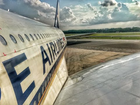 Singapore Airlines Business Class | Airbus A380 | SYD-SIN