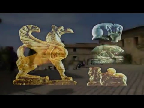 ANCIENT CIVILIZATIONS - Etruscan & Byzantine Empires