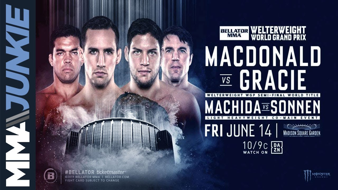 Bellator 222 predictions, fight card-- Rory MacDonald vs. Neiman Gracie: How to watch, odds, start time