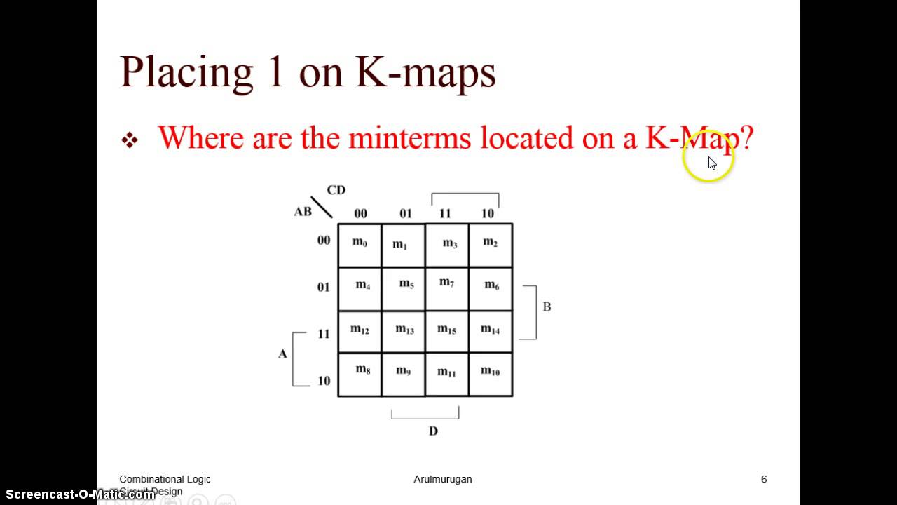 Combinational Logic circuit design - YouTube