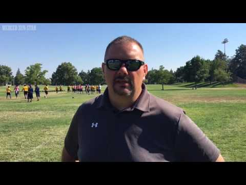 Merced College Starts Football Practice