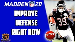 Madden 20 How To Play Defense - Madden 20 Win More Games - 3 Great Defensive Tips To Improve Defense