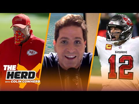 Chiefs' win confirms Andy Reid is a top coach in NFL; talks Brady's Bucs — Peter Schrager | THE HERD