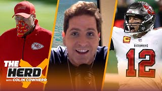 Chiefs' win confirms Andy Reid is a top coach in NFL; talks Brady's Bucs — Peter Schrager | THE HERD