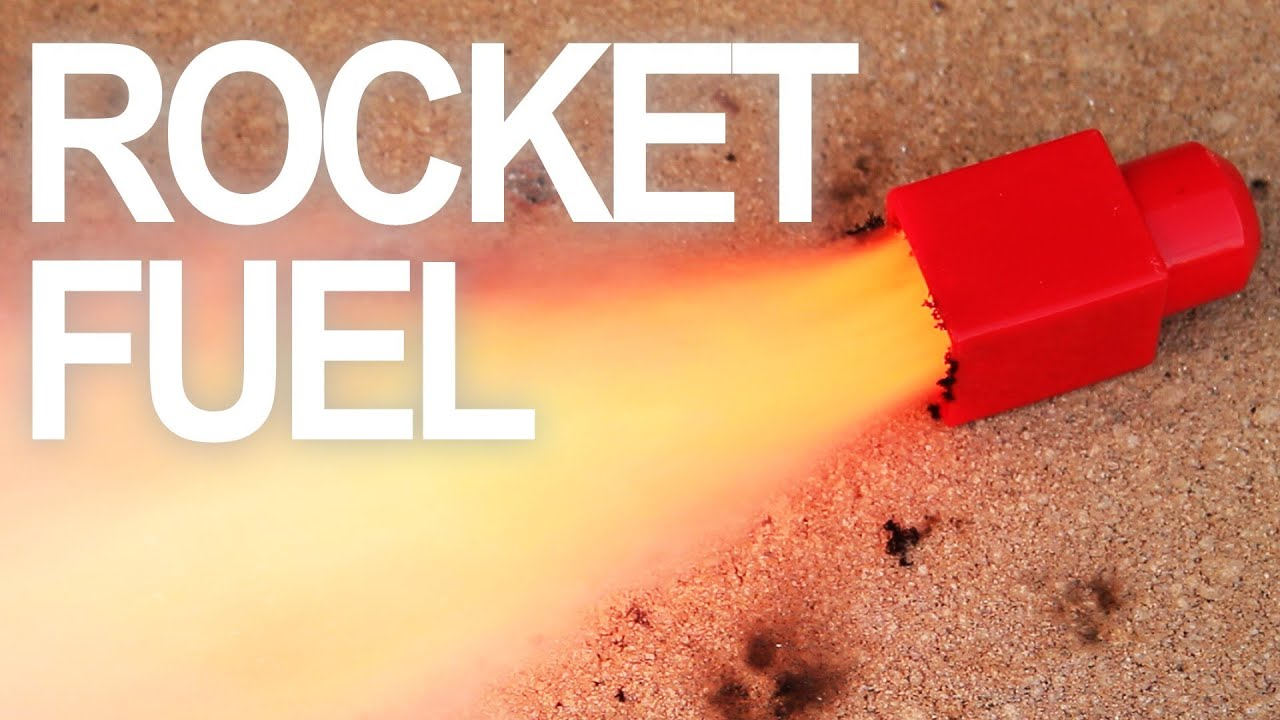 DIY Rocket Propellant! How to Cook Solid Rocket Fuels Using