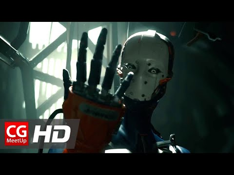 "CGI Animated Short Film HD ""Adam Real-Time Rendered "" Trailer by Unity Technologies 