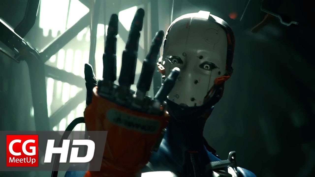 cgi animated short film hd quotadam realtime rendered