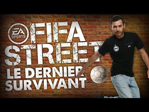 RETOUR VERS LE PASSÉ - FIFA STREET - LE DERNIER SURVIVANT !