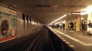 Video U-Bahn Berlin - U12 Führerstandsmitfahrt / Cab Ride: Ruhleben - Warschauer Straße (Hk-Zug) download MP3, 3GP, MP4, WEBM, AVI, FLV Oktober 2018