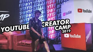 Youtube Creator Camp / Fan Fest 2019 Jakarta, Indonesia #YTFFID