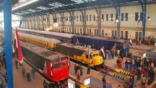 فيديو.. السكك الحديدية  تستطلع آراء الركاب في مستوى نظافة القطارات