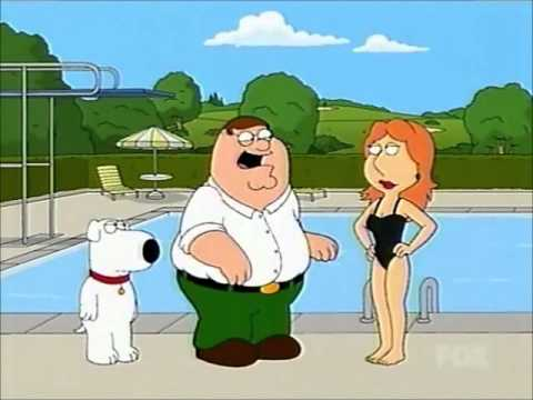 Family Guy Time Travel