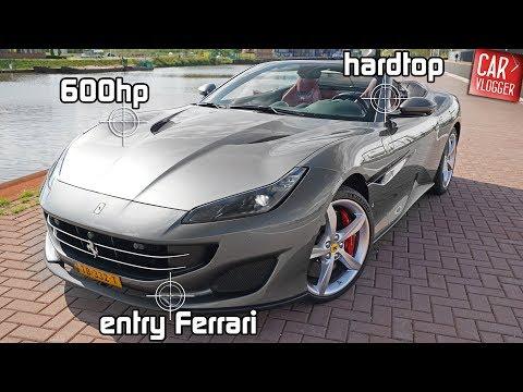 INSIDE the NEW Ferrari Portofino 2018 | Interior Exterior DETAILS w/ REVS