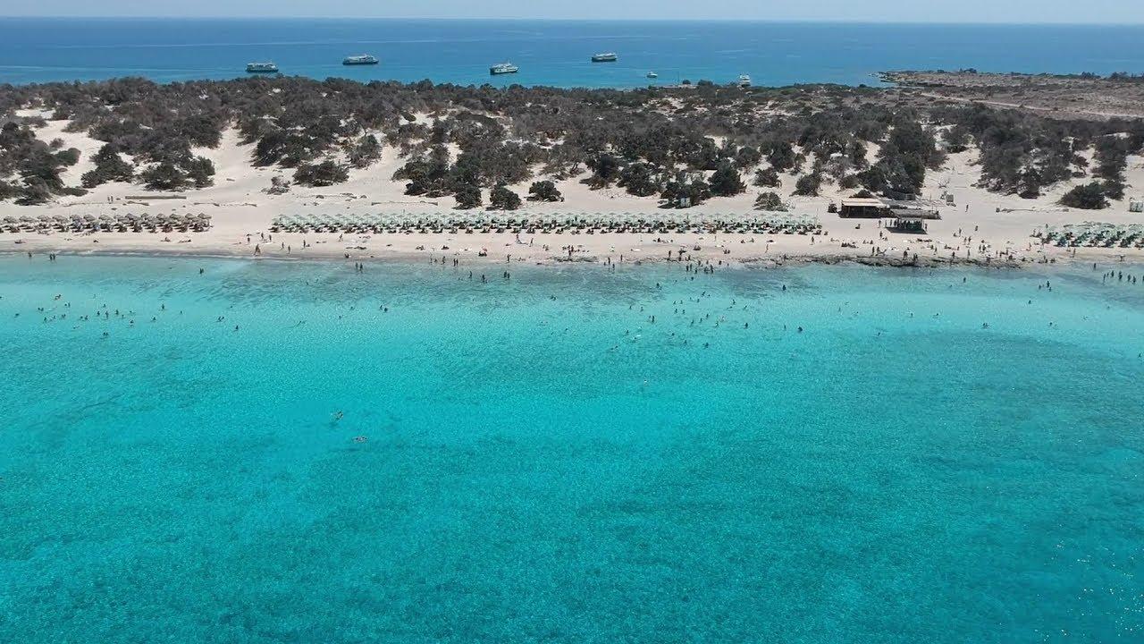 CHRISSI ISLAND CRETE GREECE