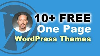 10+ Best Free One Page WordPress Themes