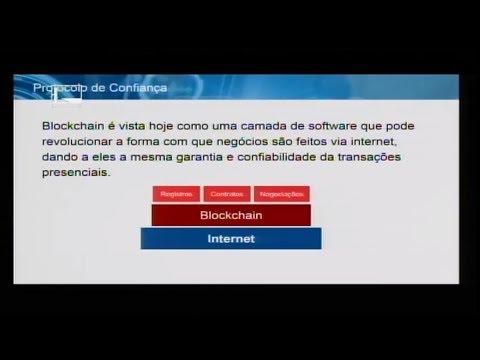 CIÊNCIA E TECNOLOGIA, COMUNICAÇÃO E INFORMÁTICA - Tecnologia Blockchain - 19/06/2018 - 10:18