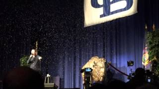 HILARIOUS John Oliver Opens at The University at Buffalo!