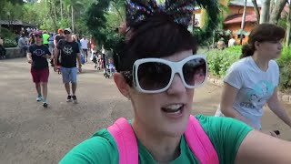 *QUARTER* machine room at Disney? - Disney World vlog #143