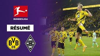 Résumé - Bundesliga : Haaland et Dortmund giflent Mönchengladbach