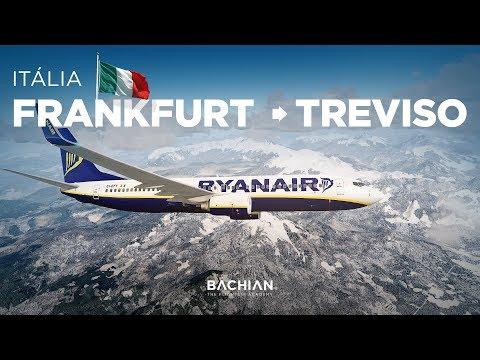 Prepar3Dv4 - B737-800 / Frankfurt → Treviso