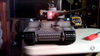 Video IMEX Taigen FULL METAL Tiger l Tank! download MP3, 3GP, MP4, WEBM, AVI, FLV November 2017