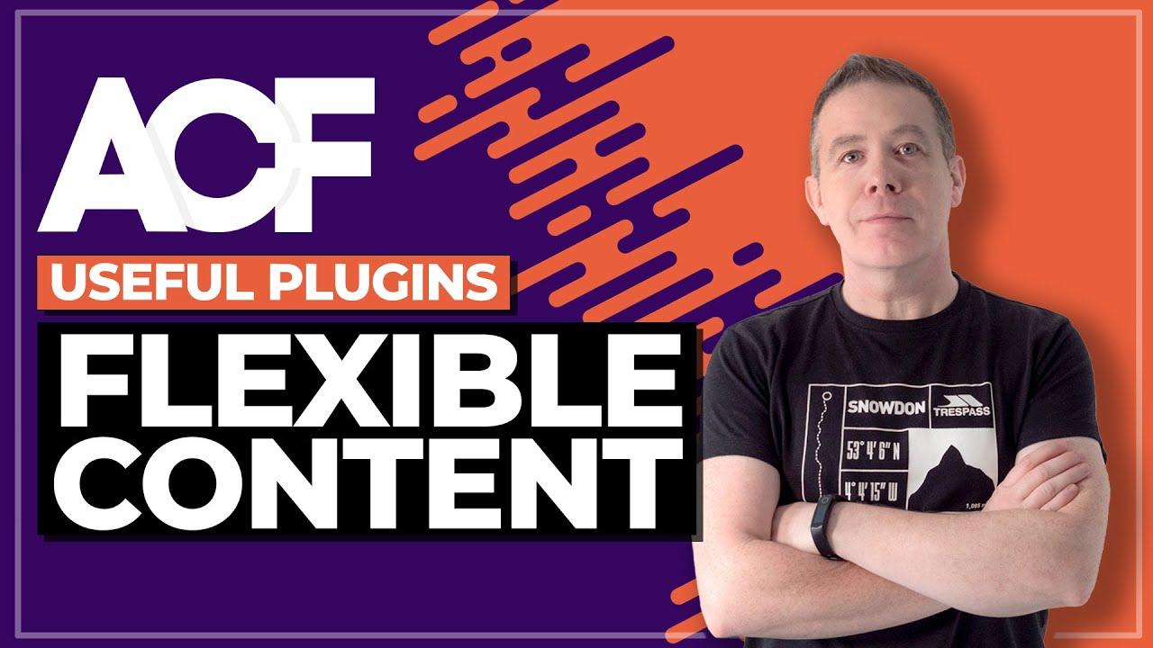 Advanced Custom Fields Flexible Content Field | Dynoments Rexy & Elementor Pro