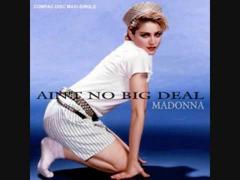 Madonna: Ain't No Big Deal ['97] [Demo]