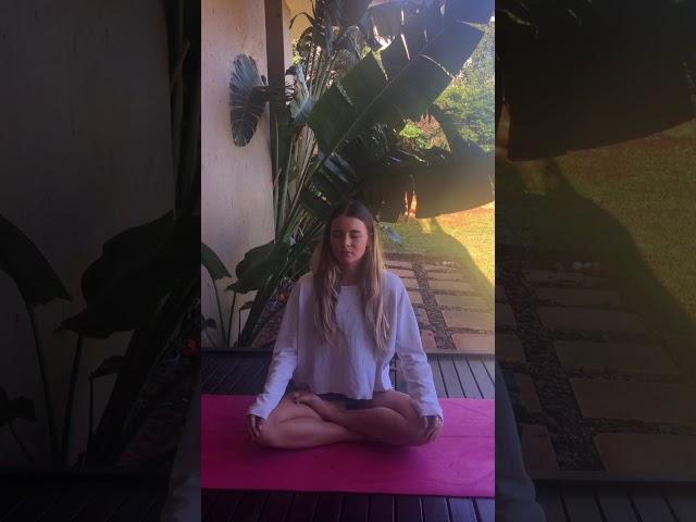 Glow in Gratitude mediatation with Chadé