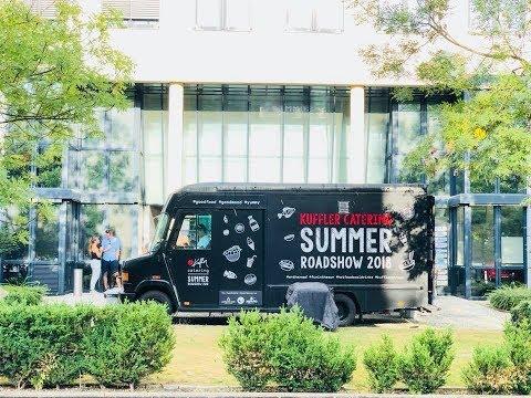 Kuffler Catering - Summer Roadshow 2018