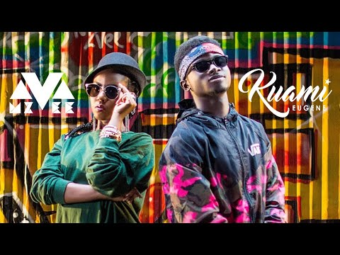 MzVee ft Kuami Eugene - Rewind (Official Video)