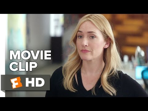 Collateral Beauty Movie CLIP - Time (2016) - Kate Winslet Movie