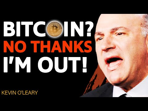 Why I'm NOT Investing in Bitcoin! | Shark Tank's Kevin O'Leary & Anthony Pompliano