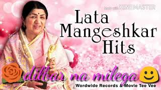 Ham Jaisa Kahin Aapko Dilbar Na Milega Hits Of Lata Mangeshkar Status thumbnail