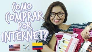 COMO COMPRO POR INTERNET EN USA DESDE COLOMBIA PASO A PASO ❤️ MARIACRIS