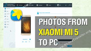 How to Backup Photos from XiaoMi Mi 5 to PC