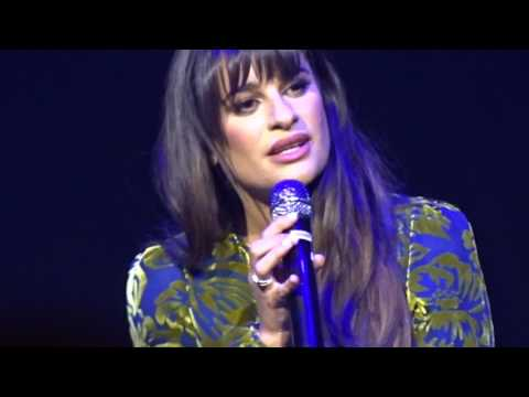 Lea Michele - Glitter in the Air @ London 21042017