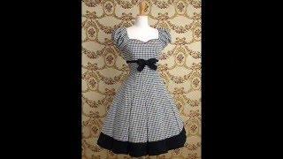 Изумительные платья в стиле ЛОЛИТА/ Wonderful Lolita style dresses
