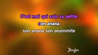 Karaoké La petite Tonkinoise - Joséphine Baker *