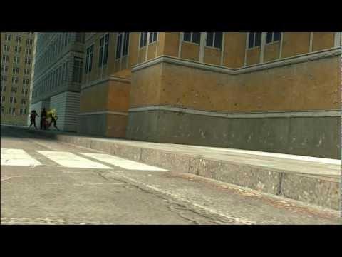 Gmod 28 days later trailer
