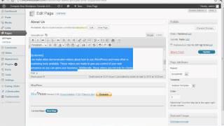 Wie Erstellen Sie die Spalten in Ihre WordPress-Seiten mit J Kurzwahlnummern