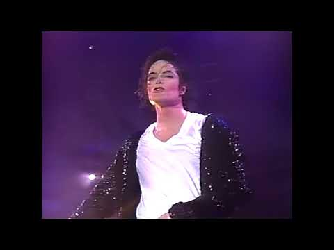 Michael Jackson - Billie Jean - Live Seoul 1996 - HQ [HD]