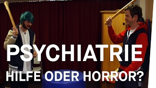 TAG 2 in der PSYCHIATRIE (Folge 3/5: Muss ich Angst vor der Psychiatrie haben?)