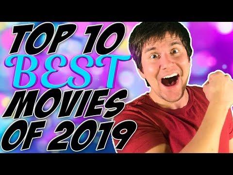 Top 10 BEST Movies of 2019!