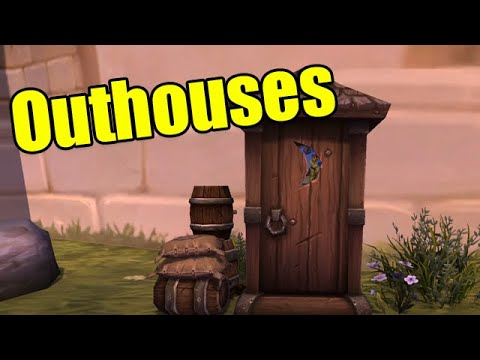 Pointless Top 10: Outhouses in World of Warcraft