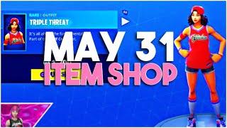 Baller Skins! Fortnite ITEM SHOP [May 31] NEW Fortnite Shop Reset | Kodak wK