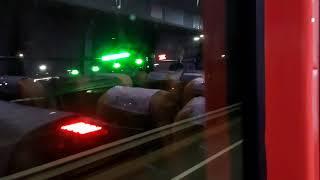 1551번 버스 2160호 대원고속 현대유니버스 프라임…