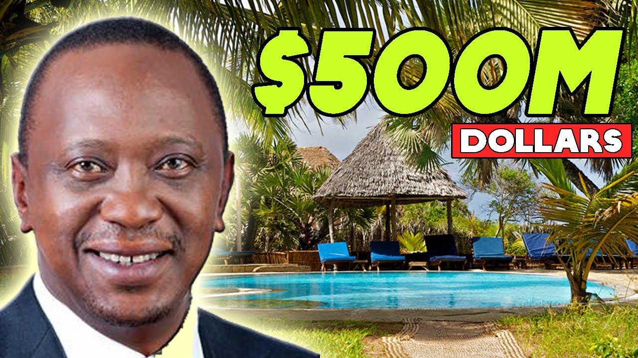 12 Expensive Things Owned By President Uhuru Kenyatta