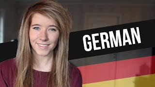 Speaking German!